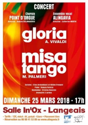 25 mars : Misa Tango