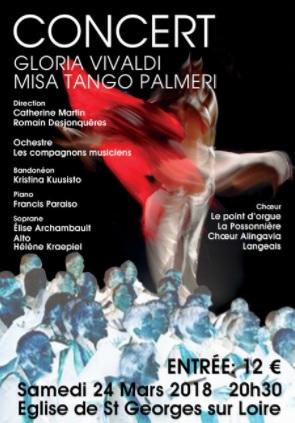 24 mars : Misa Tango