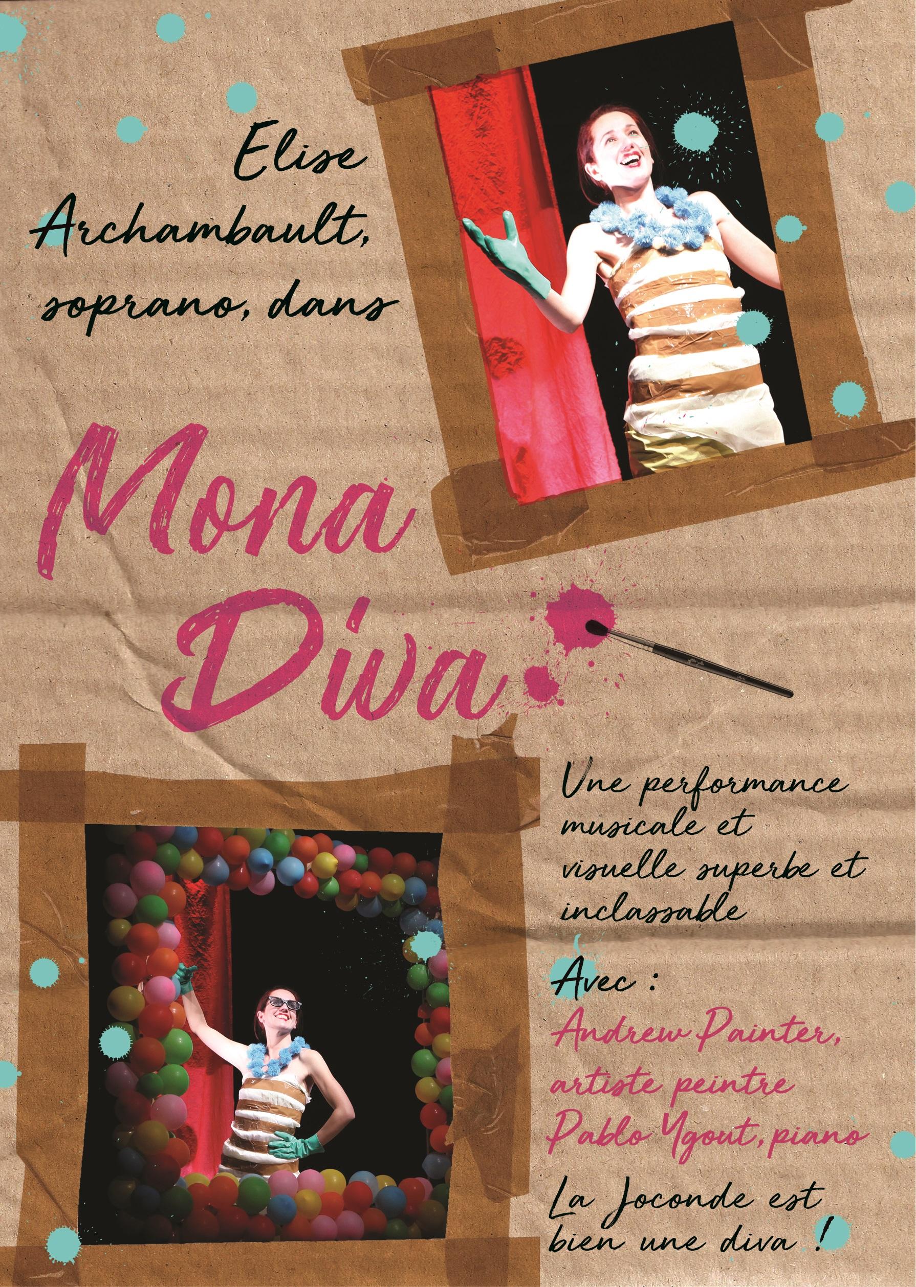 21 avril : Mona Diva