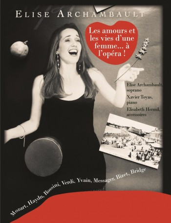 Samedi 16 novembre : Les amours et les vies d'une femme à l'opéra !