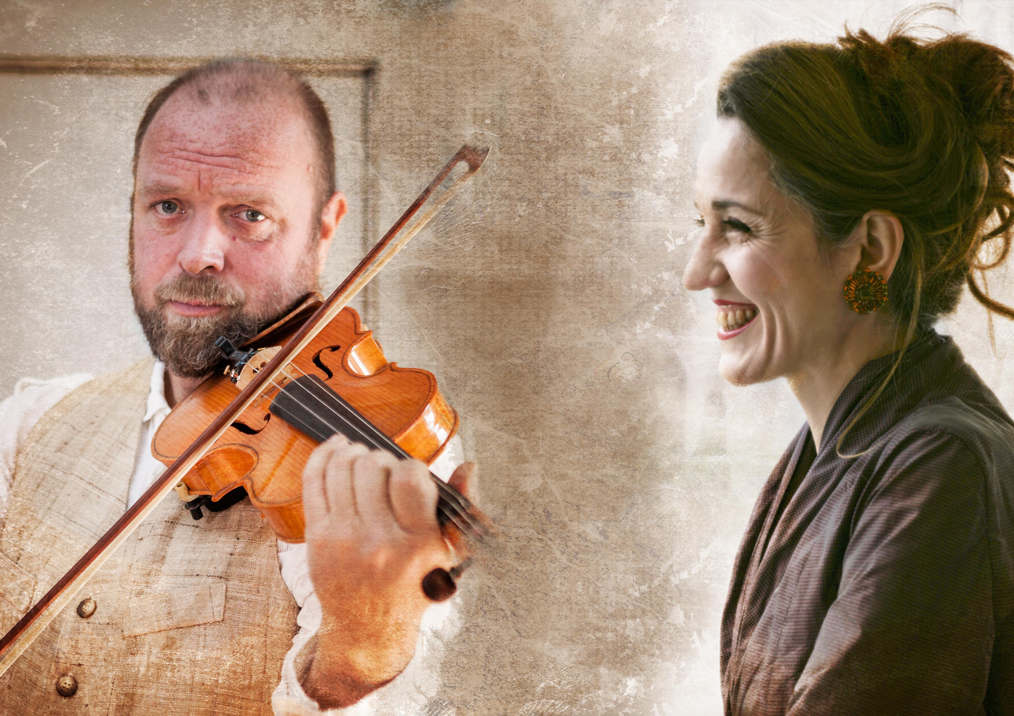 Samedi 27 avril : Duo voix violon